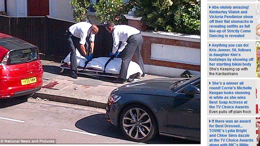 Muere al caer desde un avión al que se había aferrado como polizón