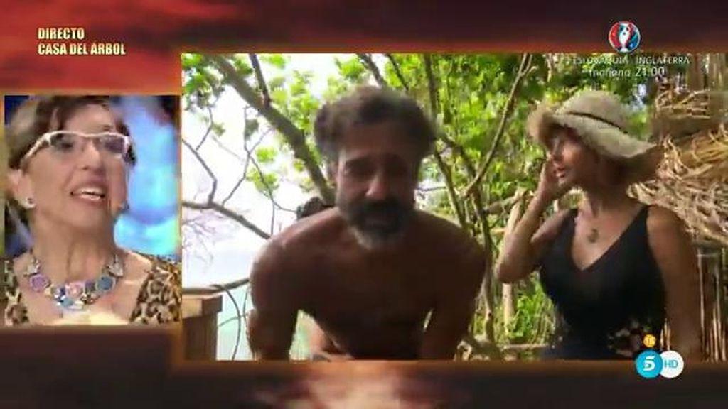 """Paco habla con su madre: """"Estamos muy orgullosos, me das mucha envidia"""""""