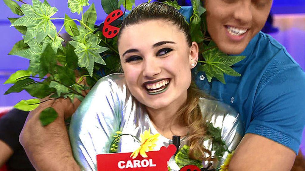 Carolina, la más original y primaveral