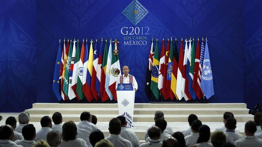 Reunión G20 (EFE)