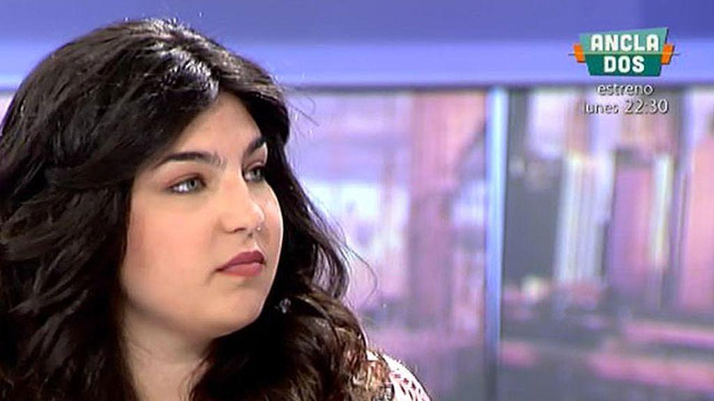 """Nadia, indecisa: """"No hay nadie que me dé confianza al 100%"""""""