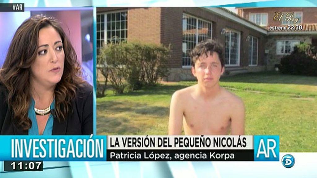 """Patricia López: """"La policía convenció al empresario para que denunciara Nicolás"""""""