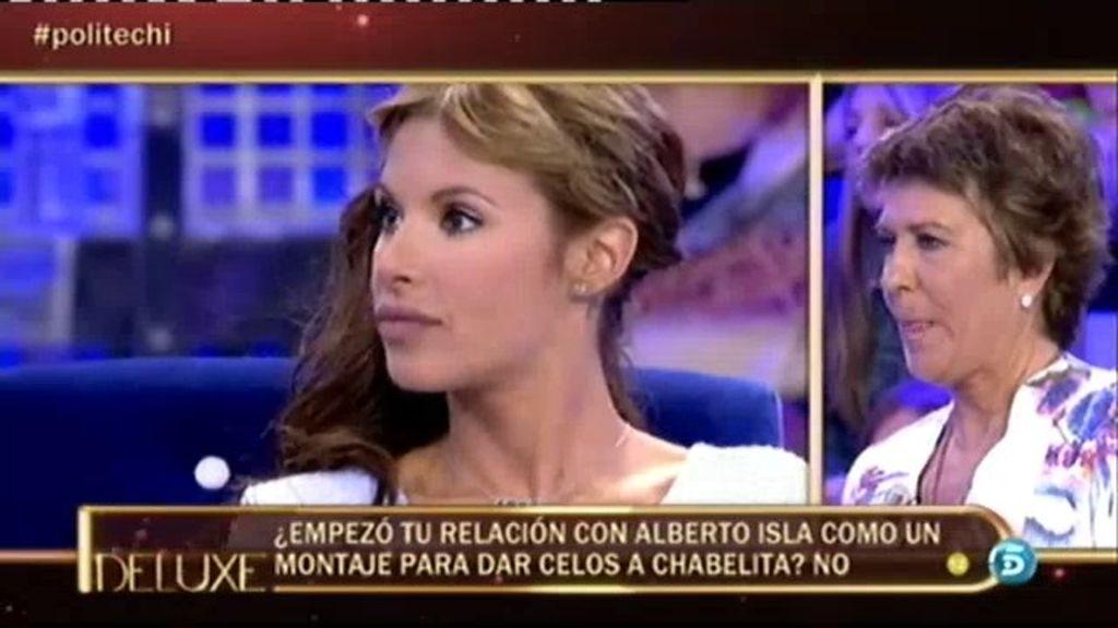 Alberto Isla y Techi comenzaron su relación para dar celos a Chabelita