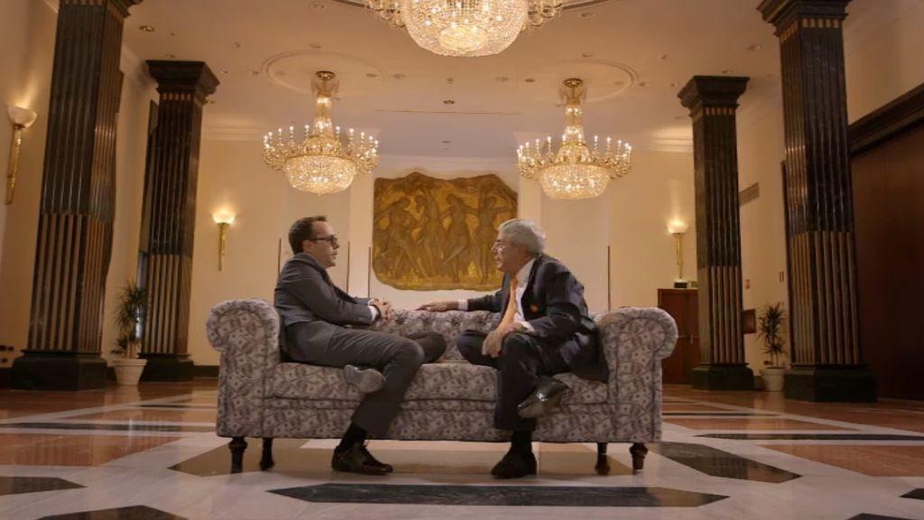 """Leopoldo F. Pujals: """"Amancio Ortega o Juan Roig serían los mejores gobernantes"""""""