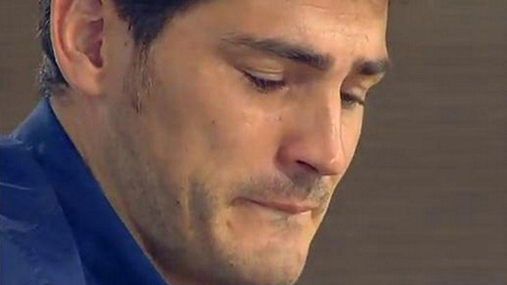 """Iker Casillas: """"Espero que la gente se acuerde de mí por ser buena persona"""""""
