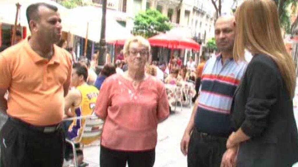 Conflictos en Madrid y Granada