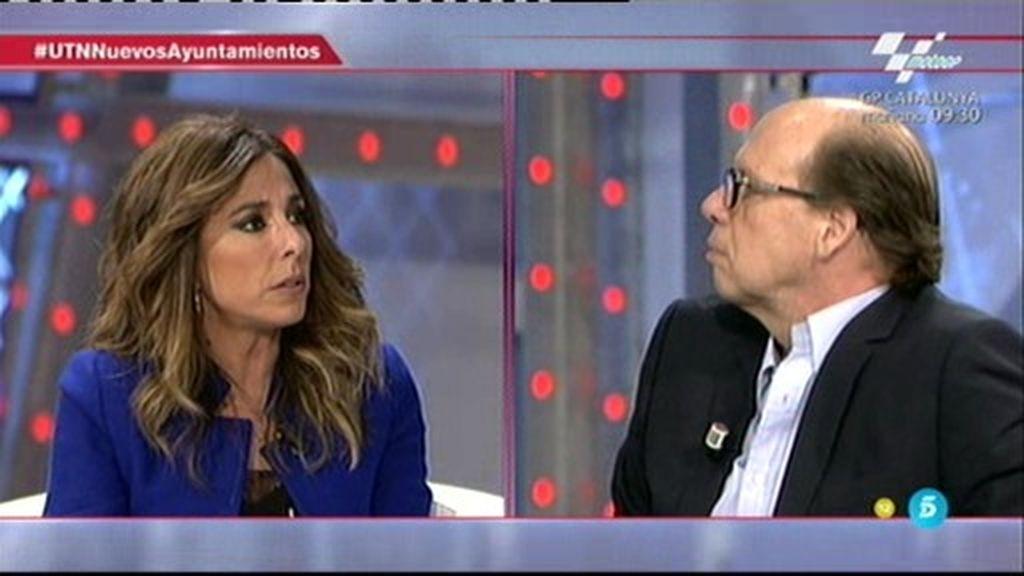 """Ana Terradillos: """"La victoria es de Carmena directamente"""""""