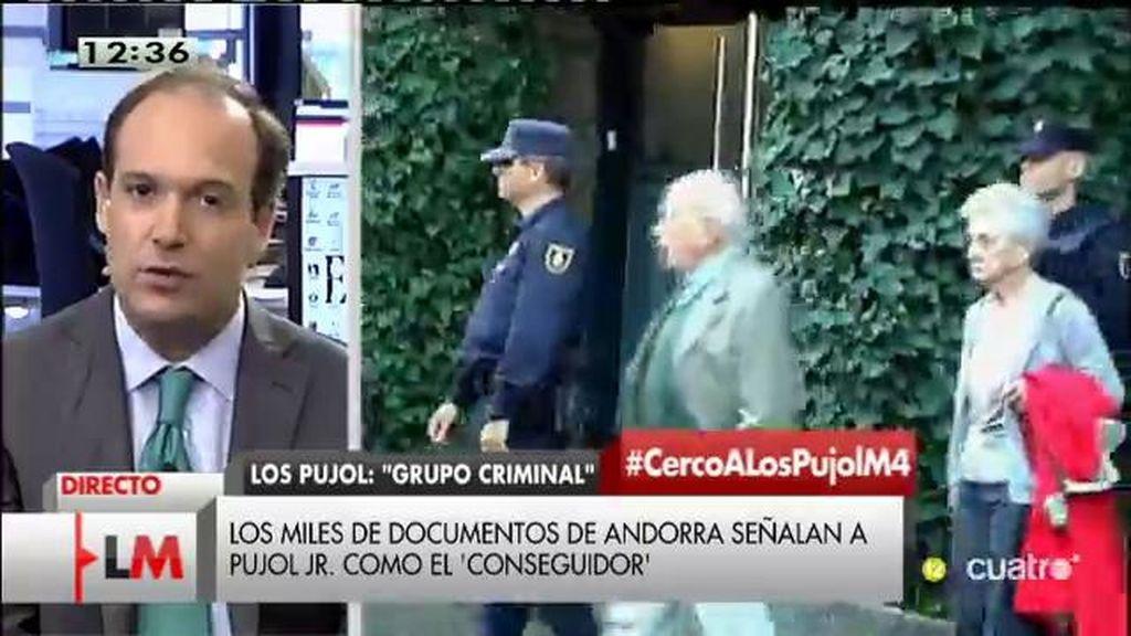 """Esteban Urreiztieta: """"La familia ha vaciado sus cuentas en Andorra y se lo ha llevado al Caribe. Esto ha hecho estallar la bomba"""""""