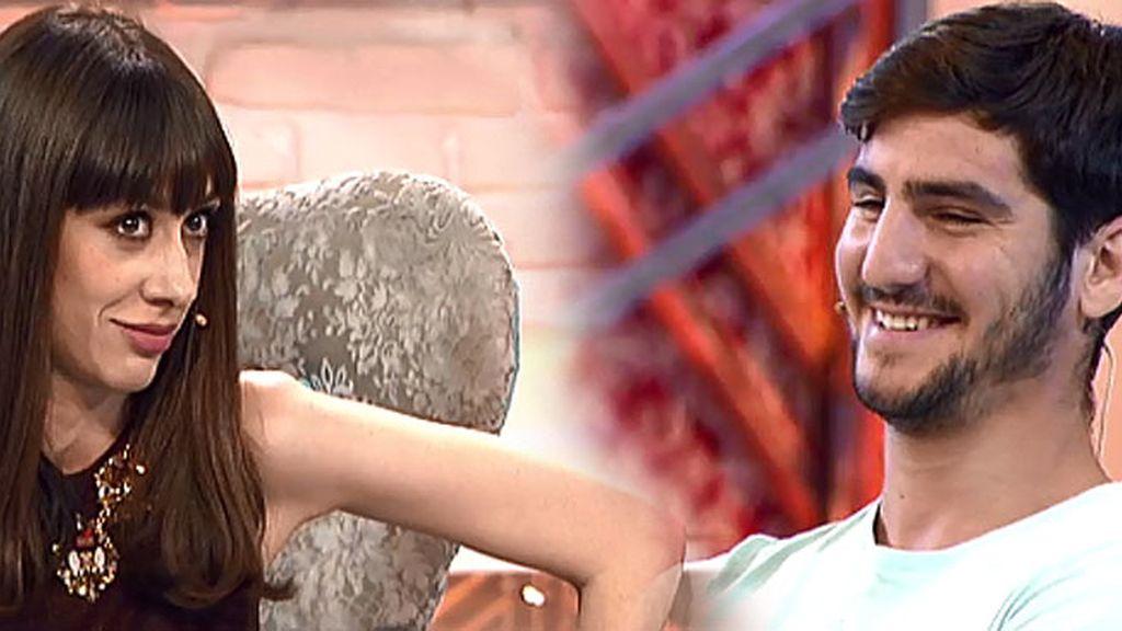 "Consultorio: Natalia sugiere a Ángel que haga con su novia: ""Un 'tiki tiki mon amour"""