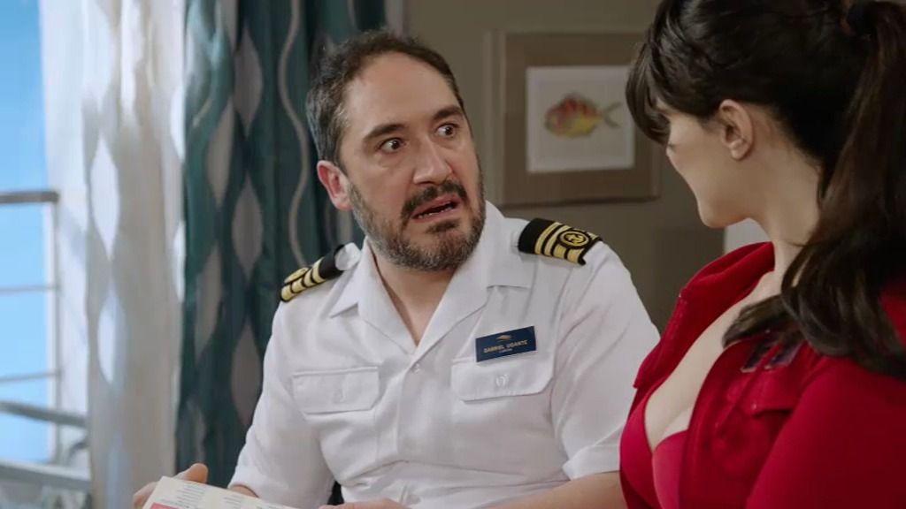 """Teresa, a Gabriel: """"Estoy embarazada"""""""