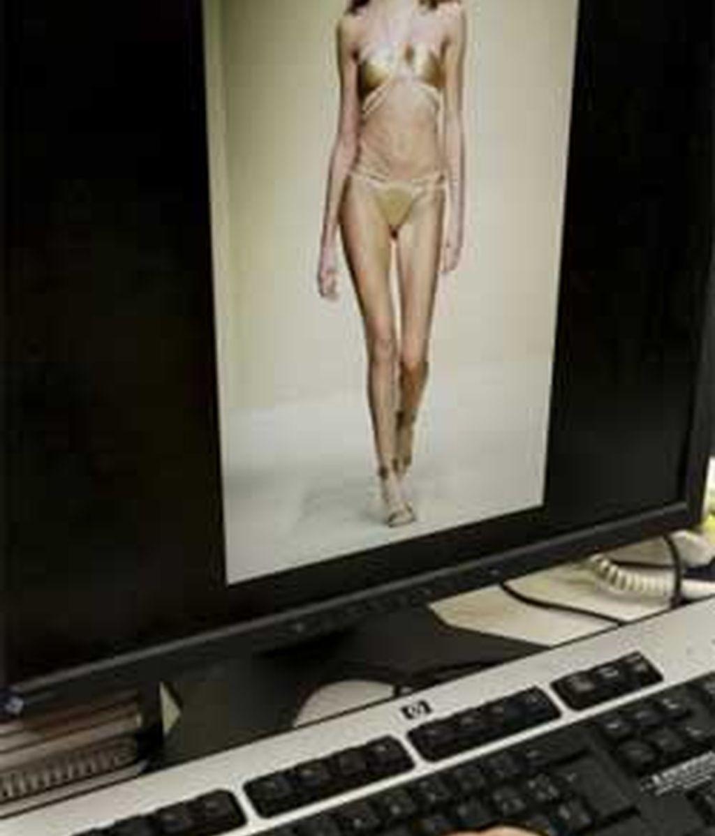 El perfil de anorexia ya no es solo el de adolescente. FOTO: EFE/Archivo