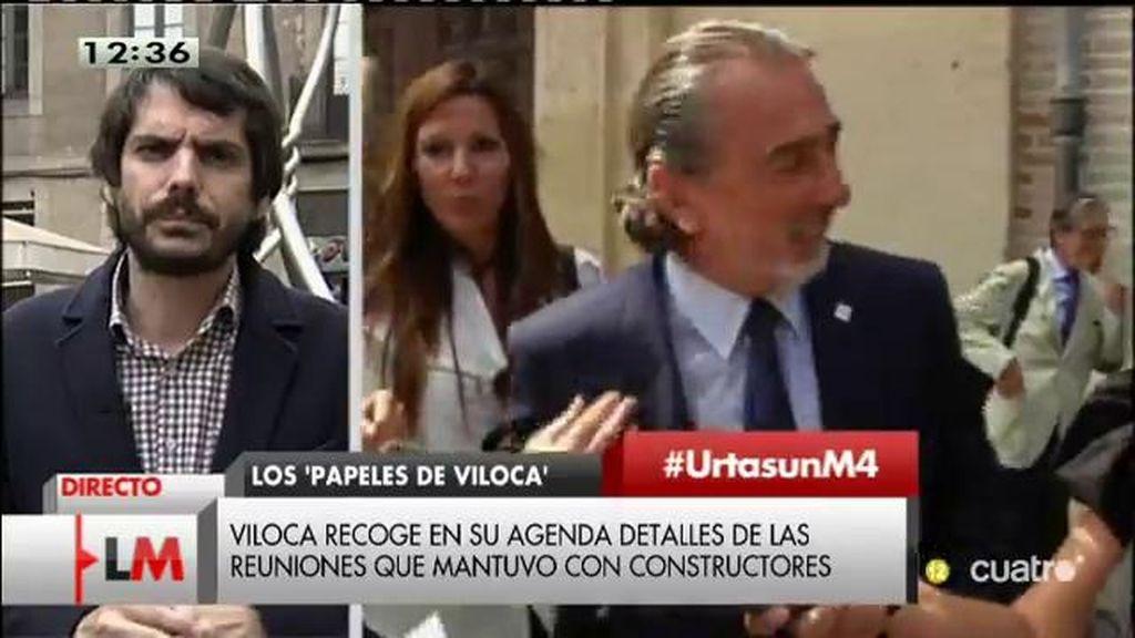 """Ernest Urtasun: """"El Presidente debería explicar qué ha pasado en Génova durante este tiempo"""""""