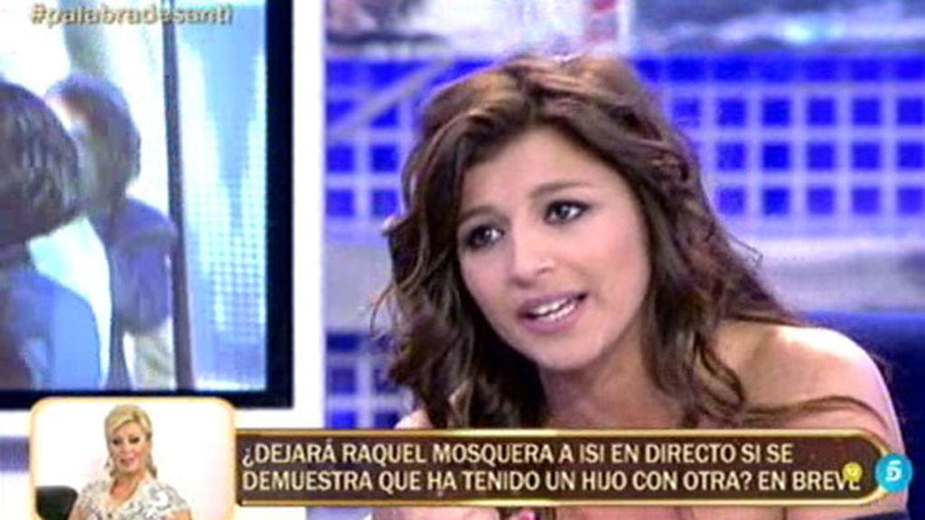 """Aguasantas, sobre su primera ruptura: """"Yo rompí con Manuel porque me engañó"""""""