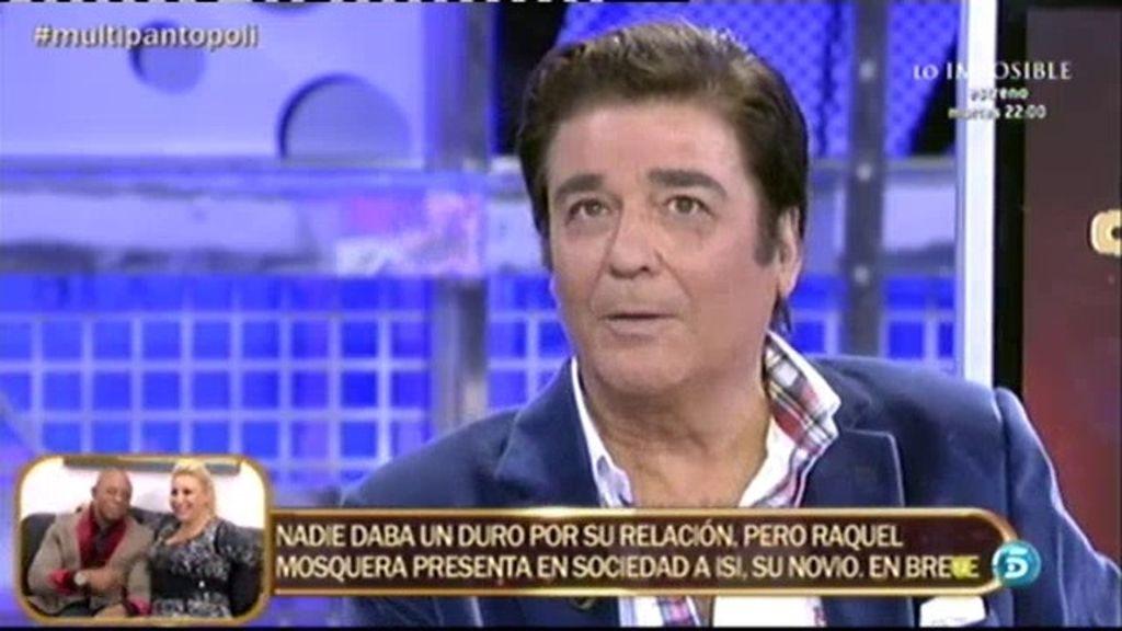 """Máximo Valverde: """"Dejé de creer que Isabel Pantoja era inocente"""""""