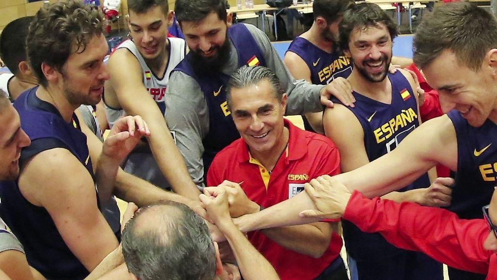 """Llegó la hora de la verdad para España: """"Todos somos equipo"""" en este Eurobasket"""
