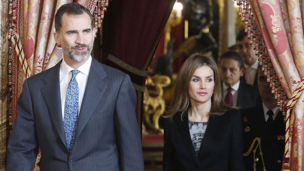 Navidades en Zarzuela: así están pasando las fiestas la Familia Real