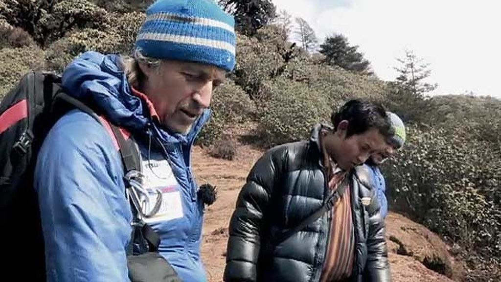 El equipo de Calleja recoge testimonios sobre la existencia del yeti