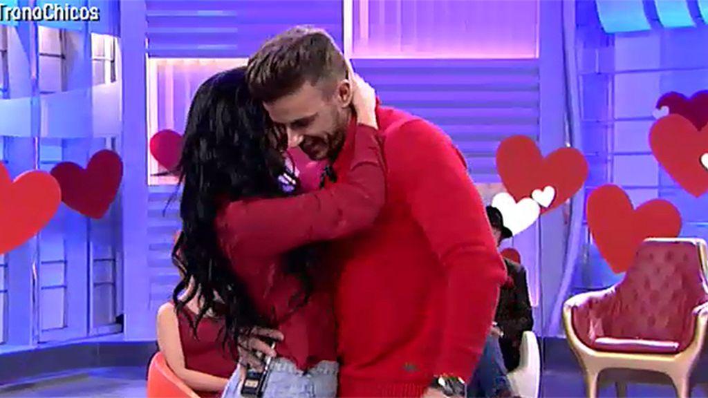 """Marta, sobre Cristian: """"Me gustaría vivir la semana del amor de forma más íntima con él"""""""