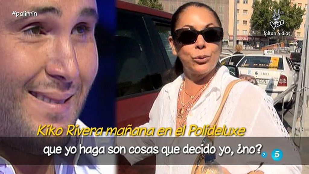 ¿Sobre quién responderá Kiko Rivera?