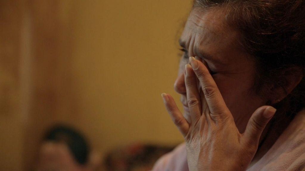 Inma llora al recordar las visitas a la cárcel de Marruecos para ver a su hijo