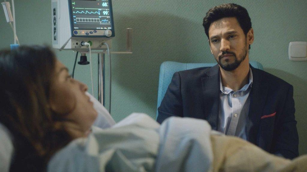 """Khaled, a Fátima: """"Le dirás a todo el mundo que has perdido el niño"""""""