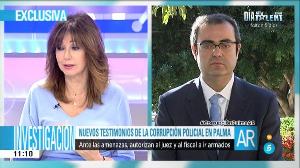 Varios policías de Palma denuncian que están recibiendo amenazas de la trama corrupta