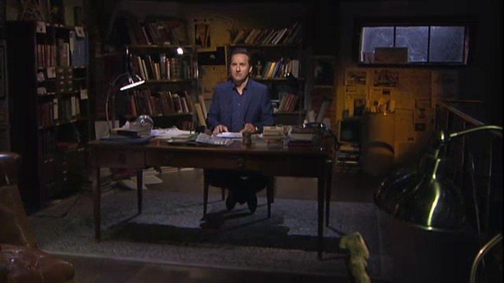 El cierre de Iker Jiménez: el misterio de la evolución humana