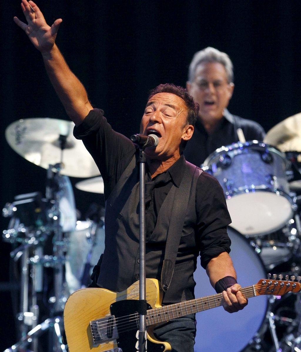 Bruce Springsteen arrasa en Madrid