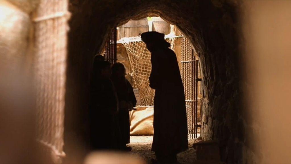 Los mercaderes vendieron a los niños como esclavos durante la cruzada