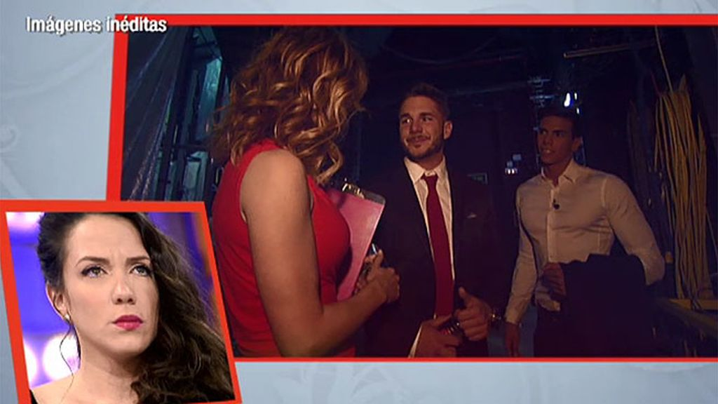 Imágenes inéditas: La reacción de Adrián tras la decisión de Samira en la final
