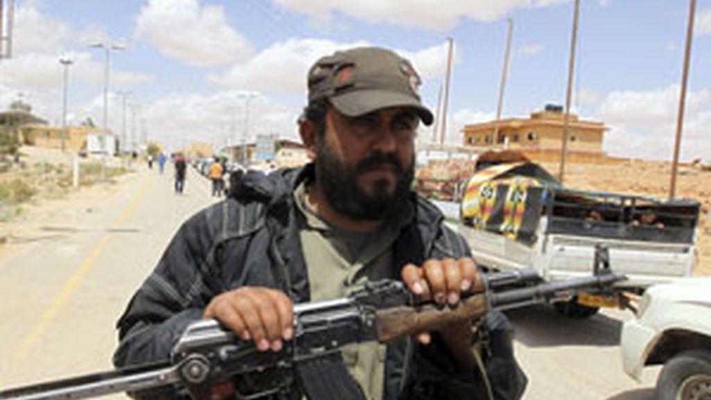 Los rebeldes libios recibirán la ayuda de EEUU. Vídeo: Informativos Telecinco