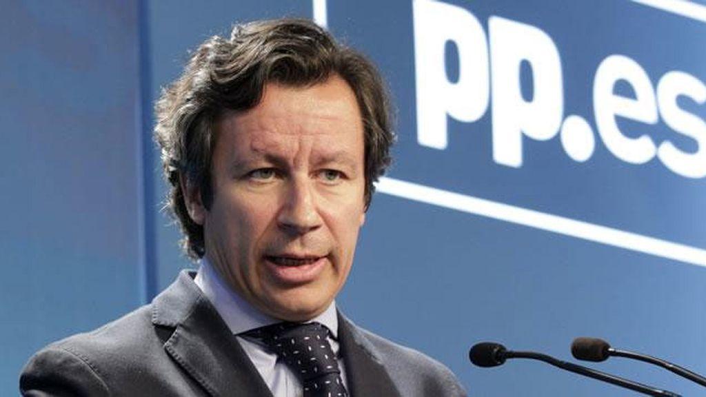El vicesecretario general de Organización del PP, Carlos Floriano
