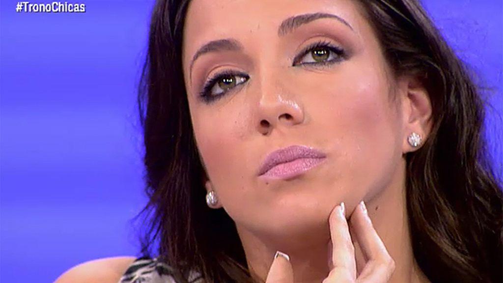 """Samira, sobre su representante: """"Me dijo: """"No te enamores"""" y yo no le he hecho caso"""""""