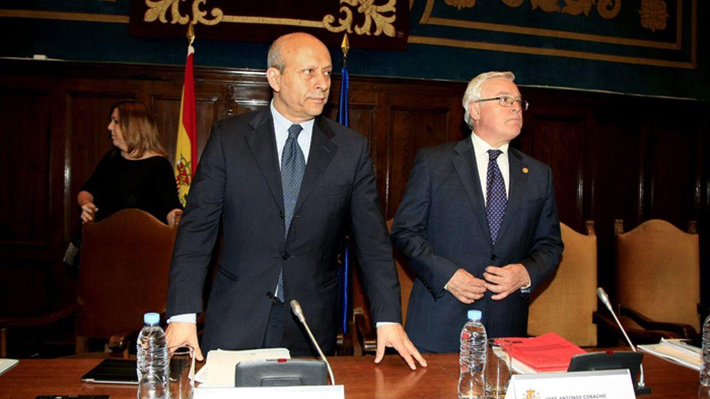 José Ignacio Wert preside el Reunión del Consejo de Universidades