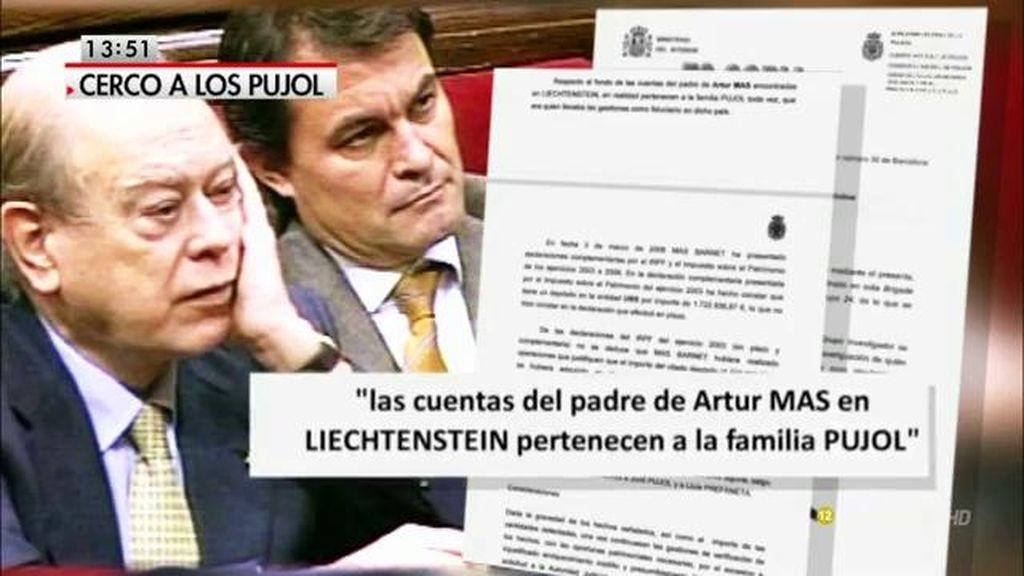 """""""A.M. es una persona con mucho poder en la cuenta de Panamá de los Pujol"""""""