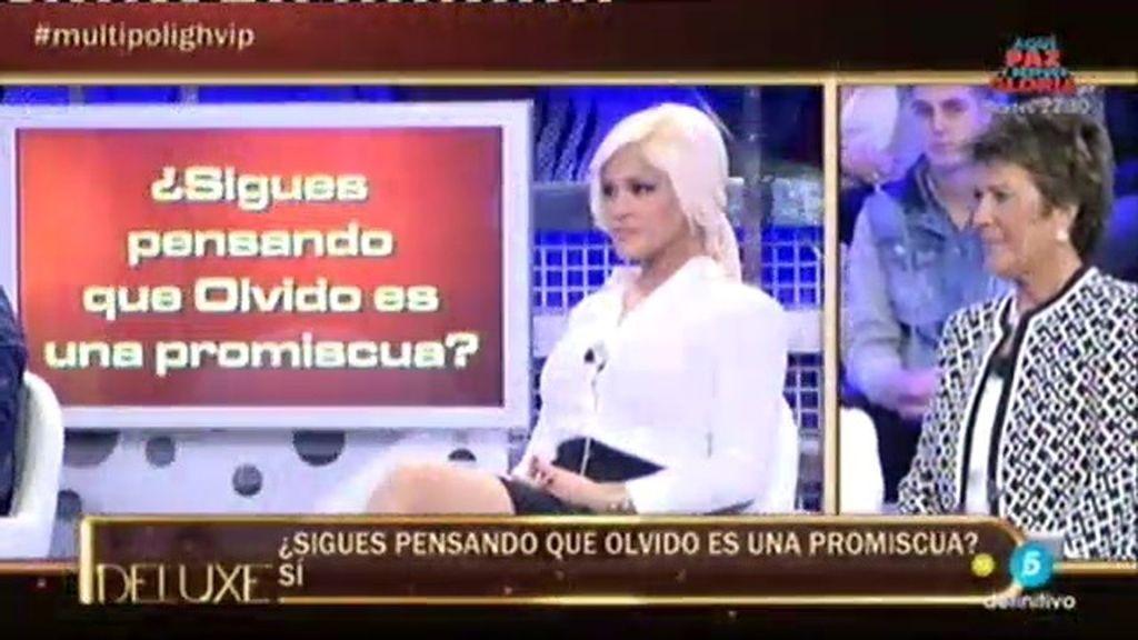 """Ylenia no cambia su opinión sobre Olvido Hormigos: """"Es una promiscua"""""""