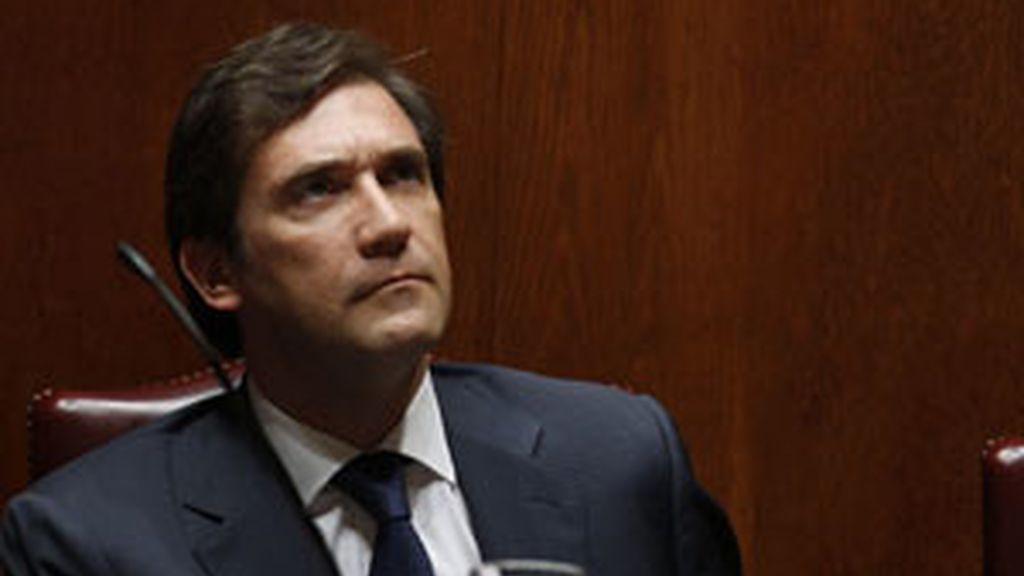 Pedro Passos Coelho. Foto: Reuters