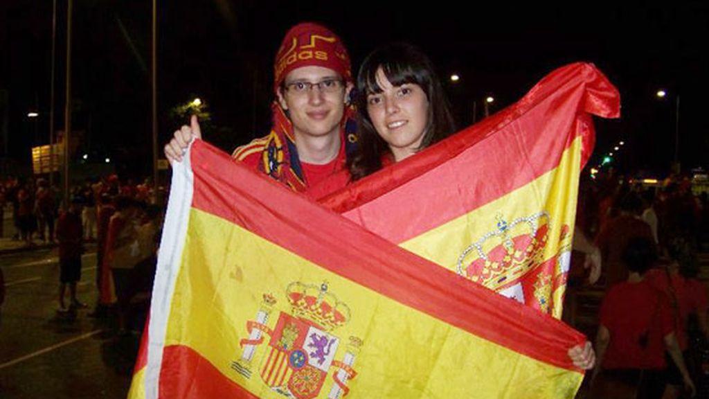 Adrián y Miriam