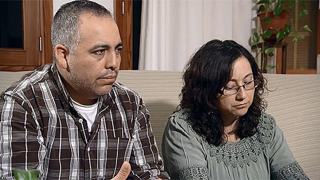 Los padres de Fernanda aceptan entre lágrimas la decisión de su hija