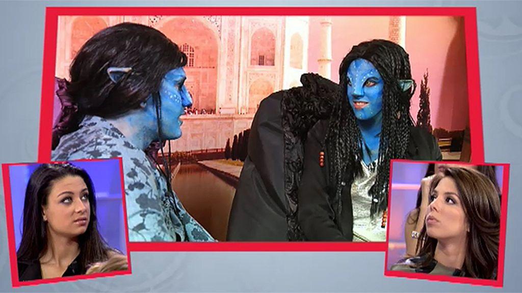 Cita Avatar y Avatarina (27/10/2014)