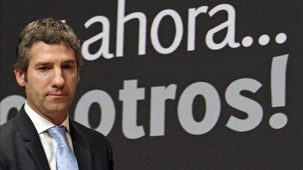 Urrutia, nuevo presidente de los leones. Foto: EFE.