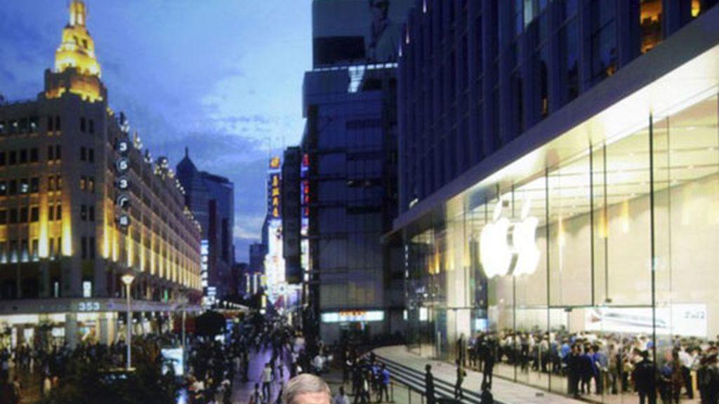 Apple presenta el nuevo iPhone 4S