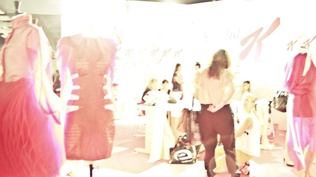 Lo que Cibeles no enseña: el backstage
