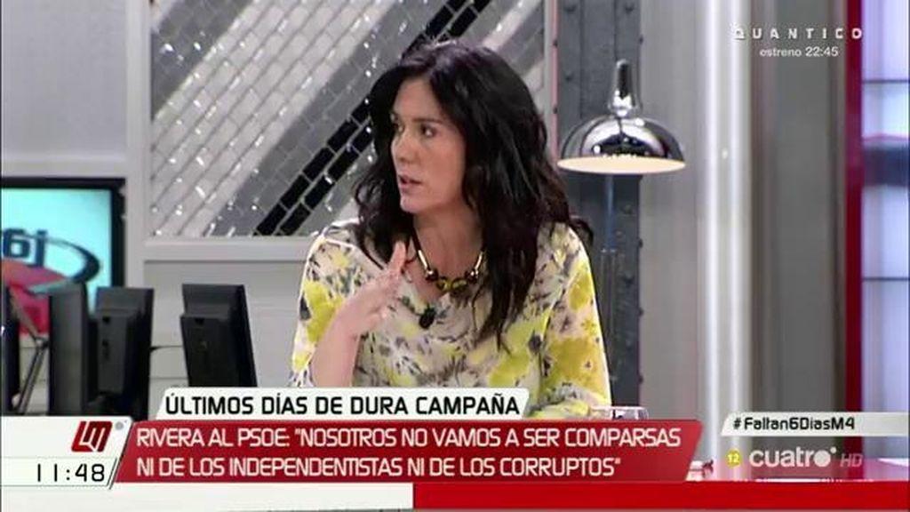 """P.Prado (PP): """"Todas las posibilidades se han explorado salvo una, la de la gran coalición"""""""