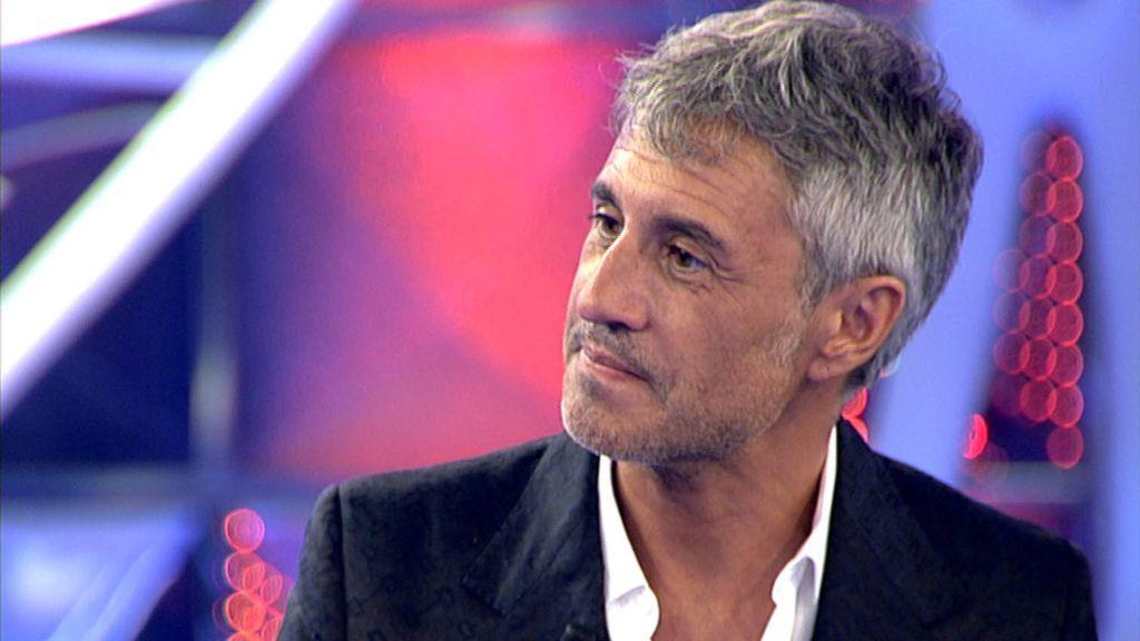 Sergio Dalma y Fernando Romay, en 'Hay una cosa...'