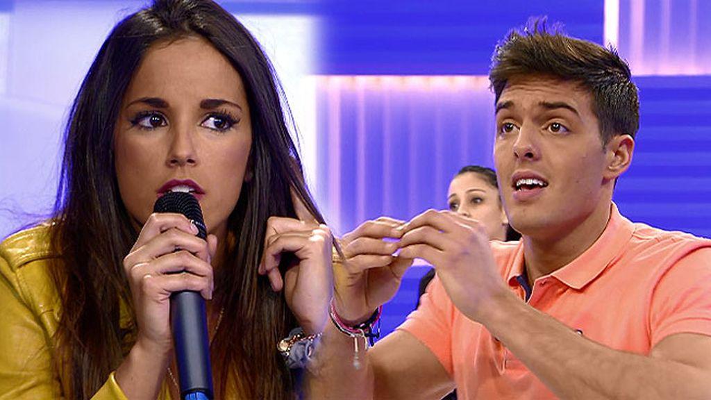 """Marta, a Lukas: """"Te encanta el trono"""""""