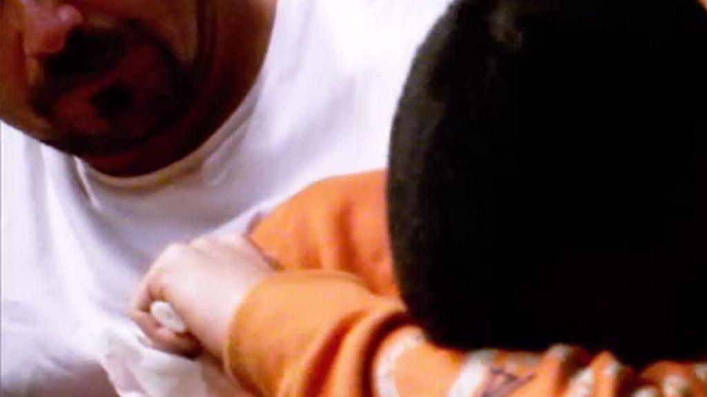Yeray sufre varios ataques de ansiedad y se lesiona