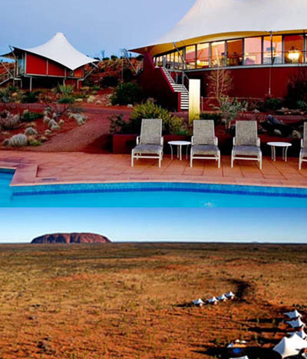 Longitude 131, desierto de Australia
