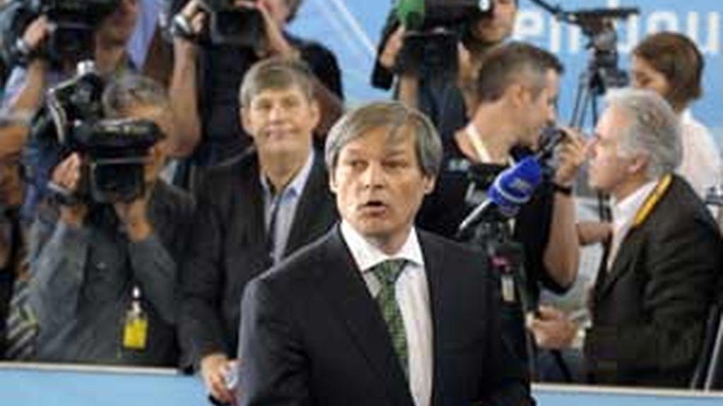 El comisario europeo de Agricultura, Dacian Ciolos. Vídeo: Informativos Telecinco