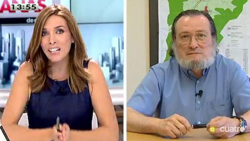 """Niño Becerra, economista: """"En dos años van a tener que recortarse las pensiones"""""""